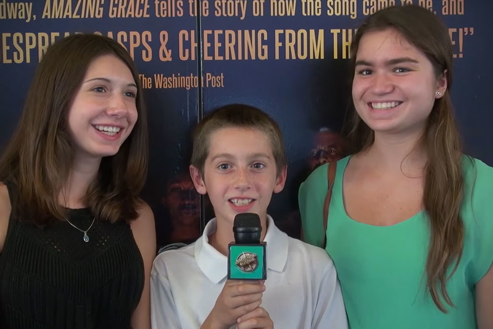Hear What Audiences Have to Say About AMAZING GRACE On Broadway!