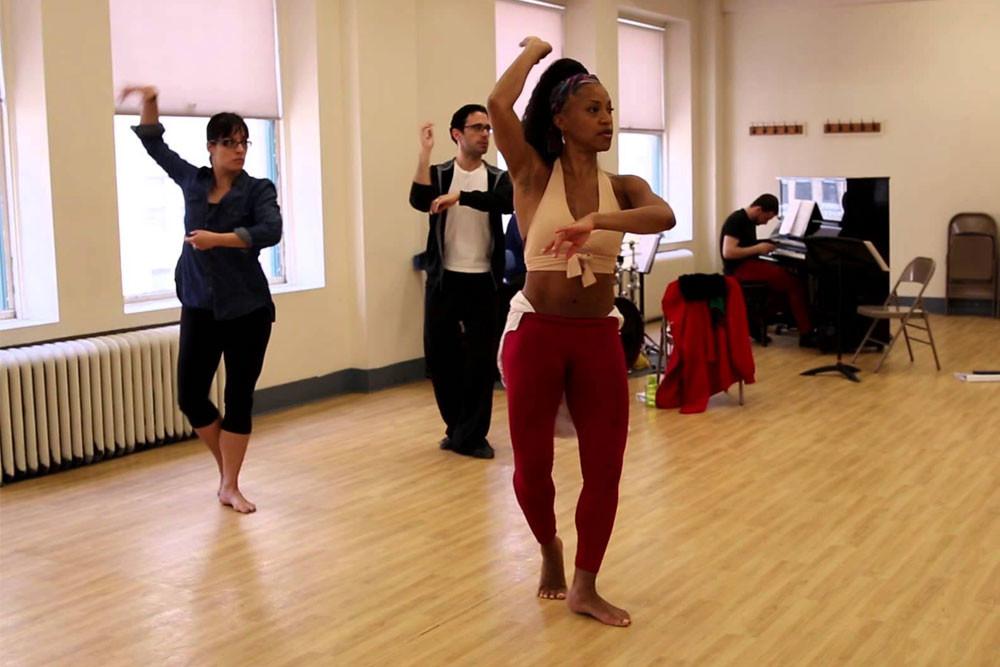 Meet The Choreographer - Christopher Gattelli